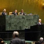 Rapport från översynskonferensen NPT i New York
