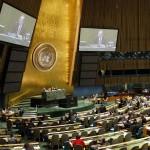 Rapport från kärnvapenförhandlingarna i New York
