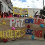 Colombia en ljusglimt på konflikthimlen – kvinnorna aktörer för fred