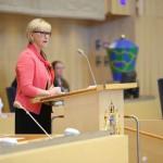 En kommentar till Margot Wallströms anförande på UI