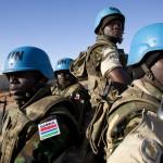 Satsa på FN:s fredsbevarande operationer