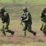 Från avmilitarisering till militarisering?