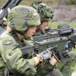 Kvinnor i Försvarsmakten – effektivitet och jämställdhet