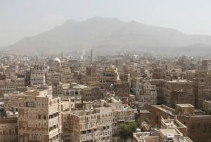 Jemens huvudstad Sana. Foto: Ferdinand Reus/Wikimedia Commons