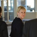 Sverige ledande i att stödja Ukrainas väg mot välstånd, utveckling och jämställdhet