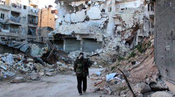 Syrien – lärdomar efter fem år av krig