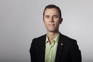 Carl von Essen, generalsekreterare på Mind