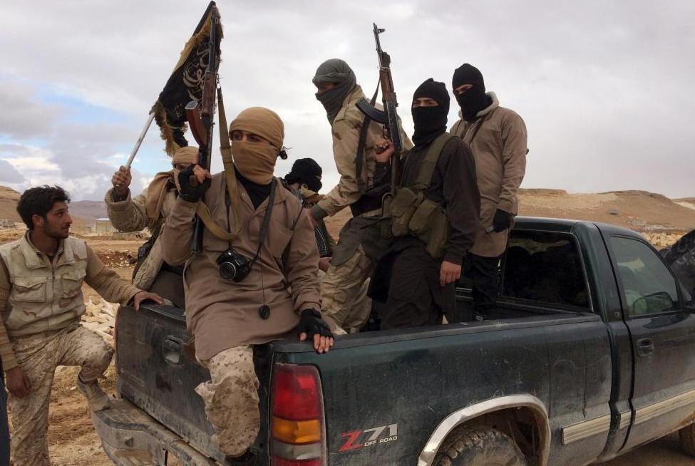 svenskar tillfångatagna i syrien