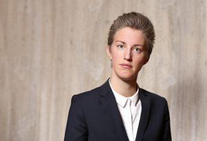 Louisa Tarras-Wahlberg, medgrundare till tankesmedjan SäkerhetsTanken och tidigare kommittésekreterare hos Nationella Samordnaren mot Våldsbejakande Extremism. Foto: Sören Andersson