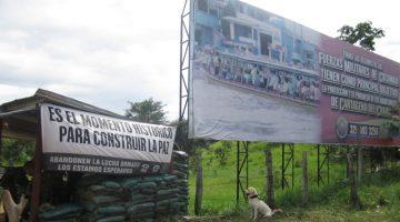 Colombia – fred istället för kulor?
