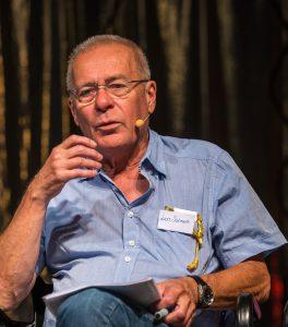 Lars Jalmert, professor emeritus i pedagogik vid Stockholms Universitet