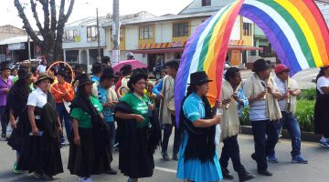 Genusperspektivet offras i Colombias nya fredsavtal