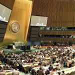 Ett FN-parlament för en fredligare värld