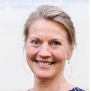 Annette Lyth, internationell jurist och redaktör på Mänsklig Säkerhet. Foto: UNDP