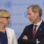 Fredsdiplomati – var finns öppningarna för kvinnliga medlare?