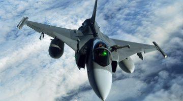 Fredsavtal i Colombia öppnar vägen för svensk vapenförsäljning