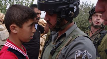 Families under occupation unable to protect their children