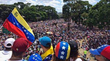Det eskalerande våldet hotar Venezuelas utveckling