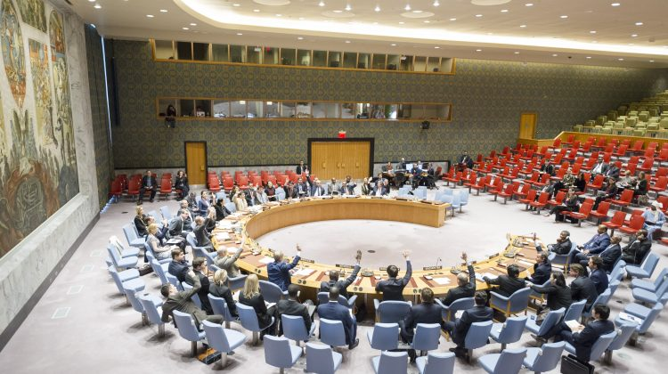 Klimatrisker och FN:s säkerhetsråd: från polarisering till ökande samsyn