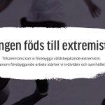 Allmänhetens kännedom om våldsbejakande extremism och om kommunernas arbete