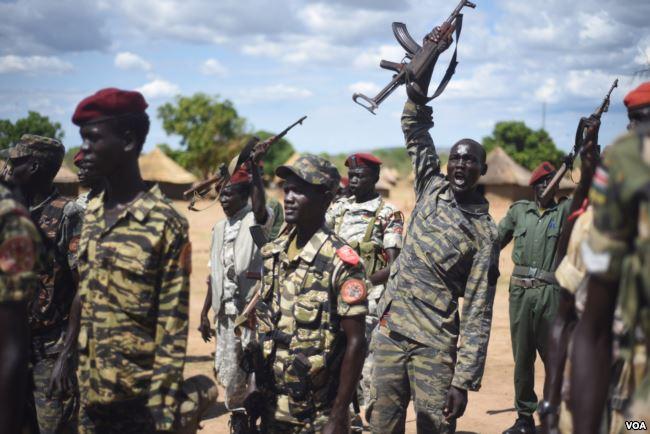 Afrika varst drabbat av etniska konflikter