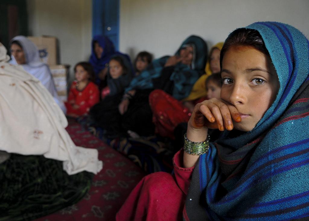 Fred kraver insatser fran civilsamhallet