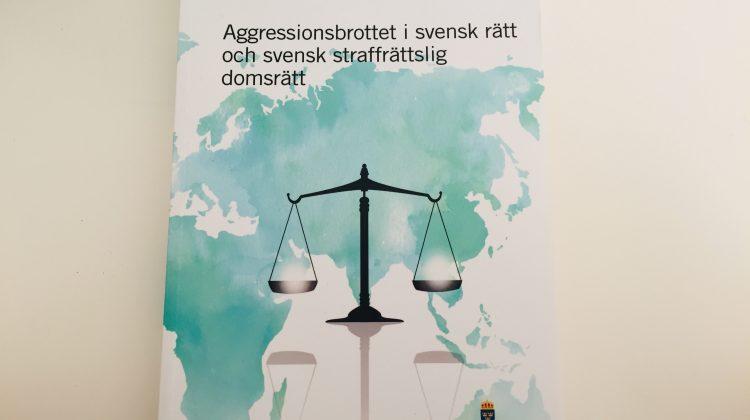 Kriminaliseringen av krig: om aggressionsbrottets betydelse för mänsklig säkerhet