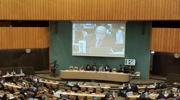 FN måste respekteras – och säkerhetsrådet reformeras