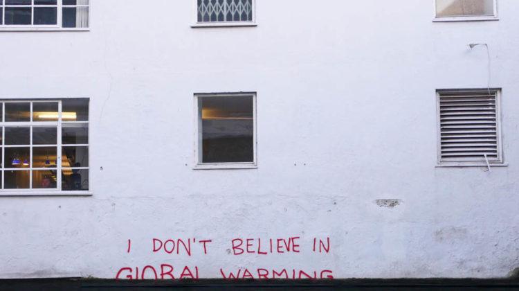 Urholkas mänsklig säkerhet av rädsla för krävande klimatinsatser? Del II (av II)