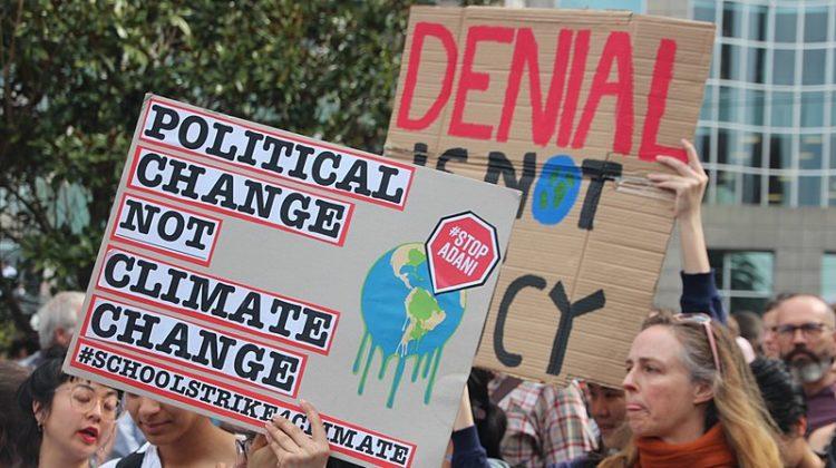 Urholkas mänsklig säkerhet av rädsla för krävande klimatinsatser?  Del I (av II)