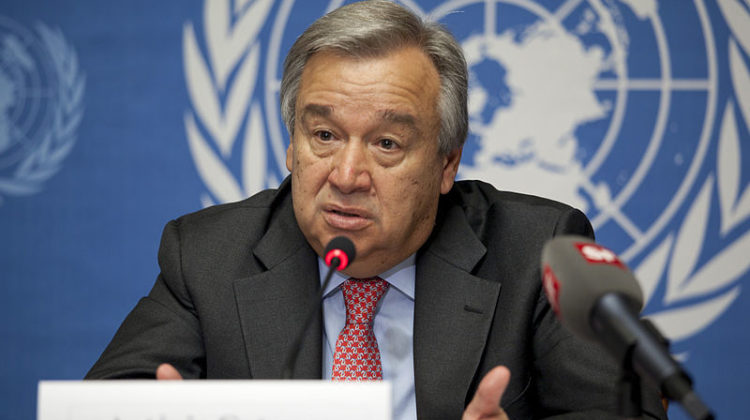 FN:s uppmaning om vapenvila till följd av Corona-pandemin kan skapa öppningar för fred