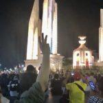 Protester mot maktmissbruk och sociala orättvisor i Sydostasien