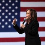 Näthatet mot kvinnor accelererar efter valet av Kamala Harris