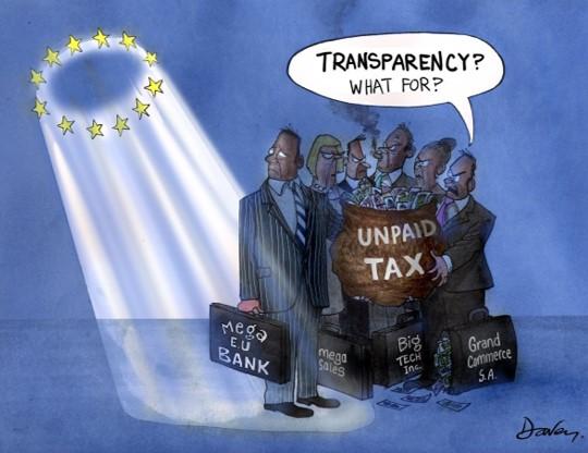Åtgärder mot kapital- och skatteflykt avgörande för rättvis och hållbar utveckling