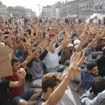 Flyktingströmmarna är ett hot mot EU:s säkerhet