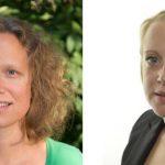 Maria Andersson Willner och Karin Olofsson