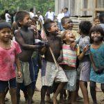 Sveriges arbete med barn och väpnad konflikt