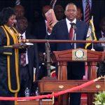 Djup splittring i Kenya efter valet