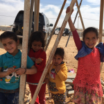 Barnens rättigheter offras i flyktingkrisens Jordanien