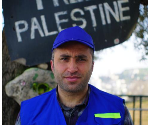 """""""Ni är ensamma nu"""" – palestinier i Hebron utan skydd"""