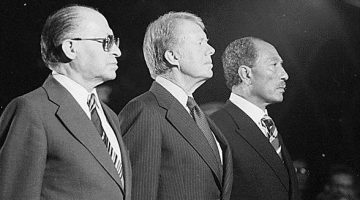 40 år av kall fred mellan Egypten och Israel