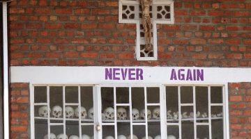 25 år har gått – Folkmordet i Rwanda och omvärldens skuld