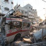 Människorna i Gaza lever och dör utan att någonsin se Palestina