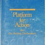 25 år sedan FN:s handlingsplan för kvinnor antogs i Peking