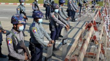 The military again rules Myanmar