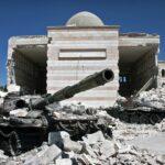 Kriget har lagt Syrien i spillror