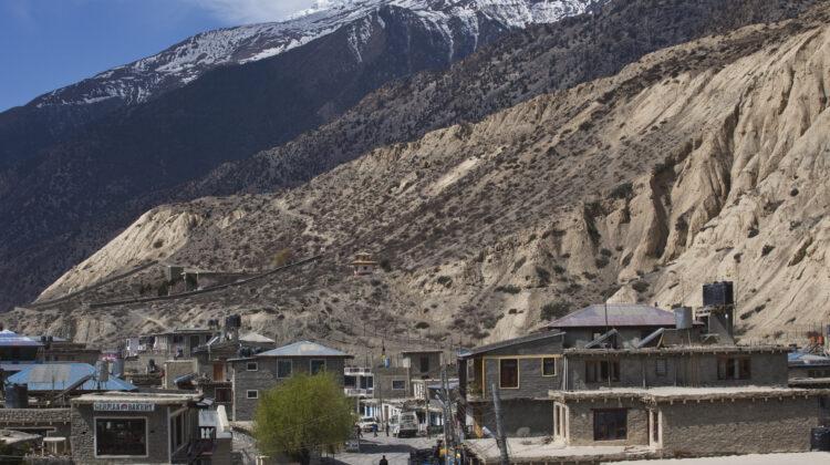 Himalaya smälter – vilket påverkar två miljarder människor