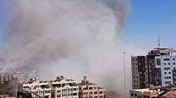 Israels attacker mot Gaza gör Hamas starkare