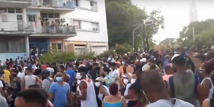 Stora sprickor i den kubanska drömmen