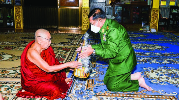 Politisk buddhism